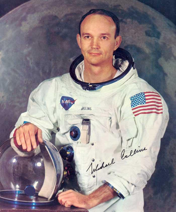michael collins astronaut mailing address - photo #6