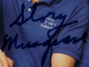 Story musgrave astronaut autopens kindly submitted by bob mcleod