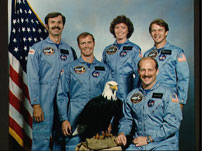 STS-51A Crew