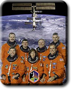 STS-110 Official Crew Portrait