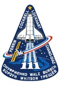 Image: STS-111 Crew Patch